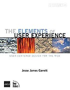 The elements of user experience : user-centered design for the Web