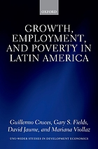 Growth, Employment, and Poverty in Latin America.