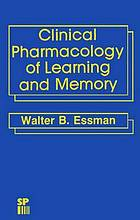 Clinical pharmacology of learning and memory