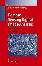 Remote sensing digital image analysis : an introduction