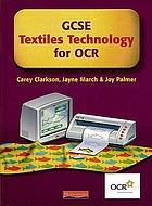 GCSE textiles technology for OCR