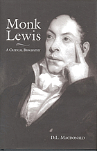 Monk Lewis : a critical biography