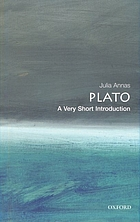 Plato : a very short introduction