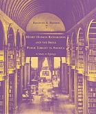 Henry Hobson Richardson and the small public library in America : a study in typology