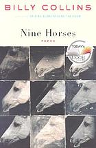 Nine horses : poems