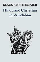 Hindu and Christian in Vrindaban
