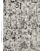 The condition of being here : drawings by Jasper Johns