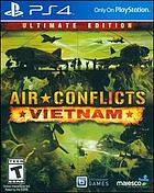 Air conflicts. Vietnam.