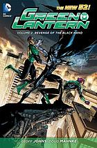 Green lantern. Volume 2, Revenge of the black hand