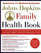 Johns Hopkins family health book