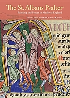 The St. Albans psalter : painting and prayer in medieval England
