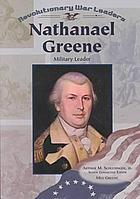 Nathanael Greene : military leader