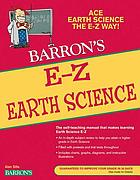 Barron's E-Z earth science