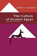 The Culture of Ancient Egypt cover image