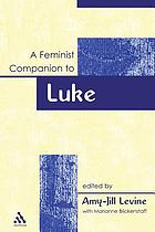 A Feminist companion to Luke