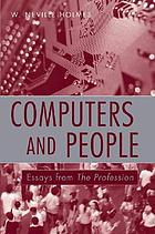 Computers and people : essays from the profession