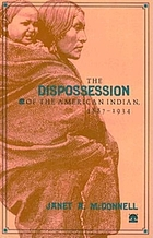 The dispossession of the American Indian, 1887-1934