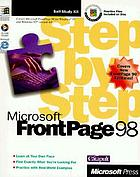 Microsoft FrontPage 98 step by step