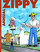 The Zippy annual. [Volume 2] : April 2001-September 2001