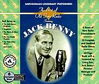 The best of old time radio starring Jack Benny