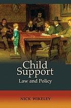 Child support : law and policy