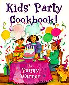 Kids' party cookbook!