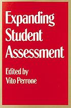 Expanding student assessment