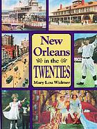 New Orleans in the twenties
