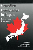 Canadian companies in Japan : lessons from experience