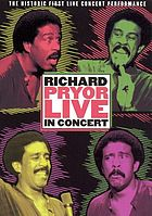 Richard Pryor : live in concert