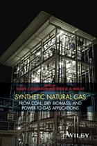 Synthetic natural gas from coal, dry biomass, and power-to-gas applications