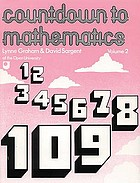 Countdown to mathematics