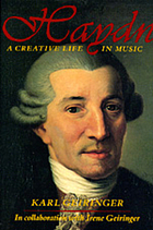 Haydn : a creative life in music