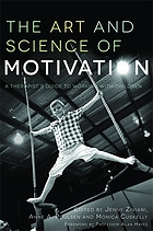 The art and science of motivation : a therapist's guide to working with children