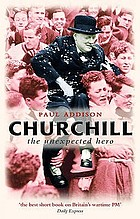 Churchill : the unexpected hero