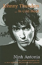 Johnny Thunders : in cold blood