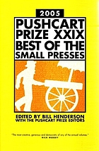 Pushcart prize XXIX, 2005 : best of the small presses