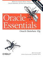 Oracle essentials : Oracle database 10g