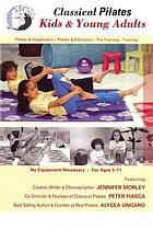 Classical Pilates : kids & young adults