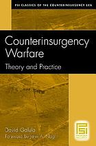 Counterinsurgency warfare : theory and practice