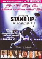 When stand-up stood out