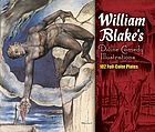 William Blake's Divine comedy illustrations : 102 full-color plates