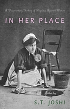In her place : a documentary history of prejudice against women