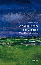 American history : a very short introduction