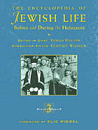 The Encyclopedia of Jewish life before and during the Holocaust. Vol. 3, Seredina-Buda - Z