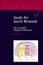 Seeds for social renewal : the Camphill Village conferences