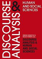 Discourse Analysis & Human and Social Sciences