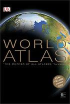 Dorling Kindersley world atlas