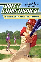 The kid who only hit homers,