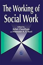 The working of social work
